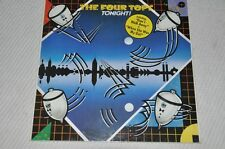 The Four Tops - Tonight - 80s 80s - Album Vinyl Schallplatte LP