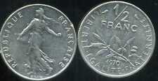 50 centimes 1970 semeuse