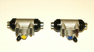 AC ACE & ACECA 1954 - 1957  A PAIR OF REAR WHEEL CYLINDERS