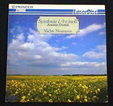 Symfonie c. 9 e moll - Antonin Dvorak - Conductuctor Vaclav Neumann