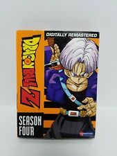 Dragon Ball Z: Season 4 [Garlic Jr., Trunks, and Android Sagas]