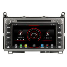 "Car Dvd Gps Radio Player for Toyota Venza 2008-2015 7"" Android 8.1 Navi Obd2"