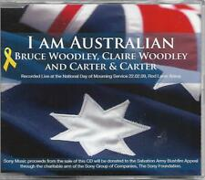 Bruce Woodley I Am Australian CD single (2009)