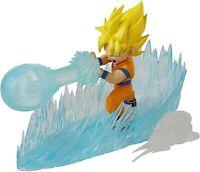 Bandai Dragon Ball Z Final Blast Super Saiyan Son Goku Action Figure
