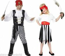 Unbranded Complete Outfit Pirate Unisex Fancy Dress