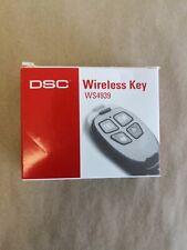 SEE DESCRIPTION DSC Wireless Key - Model WS4939