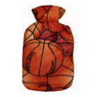 Acqua Sapone Fleece with Basketball Plushie Cover for 2l Fashy Bottle (bottle no