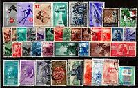 Repubblica - Lotto da 90  francobolli usati perfetti- perfetti -