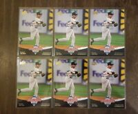 Derek Jeter 2008 Upper Deck National Baseball Card Day Lot New York Yankees