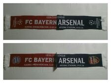 S689 SCHAL FC BAYERN MÜNCHEN FC ARSENAL 2013/14 Bundesliga Fußball Ultras DFB