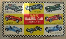 Vintage Complete 1/24 Merit Grand Prix 1948 Maserati 4/CLT/48
