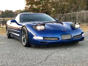 1997-2004 Chevrolet Corvette C5 & Z06 HID Projector Headlights- PLUG N PLAY