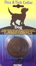 Quality Waterproof Water Resistant Flea & Tick Collar for Dogs Puppies (65cm)