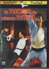Die Todeshand des schwarzen Panthers FSK 18 DVD NEU