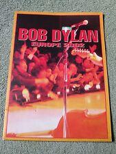 BOB DYLAN Europe 2002 Tour Programme!