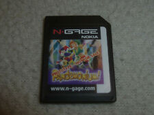 NGAGE VIDEO GAME CARD ONLY PANDEMONIUM NOKIA PROTOTYPE RARE NFRS N-GAGE