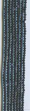 "Blue Goldstone 2mm Beads - 15"" Strand"