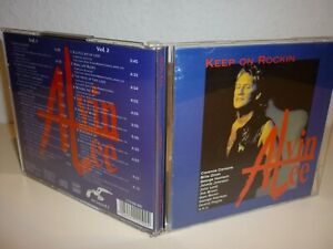ALVIN LEE (Ten Years After):  Kepp On Rockin  (Doppel-CD / Erstauflage)