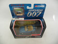Corgi 1:43 BMW Z3 Blue Goldeneye James Bond 007 TY95501