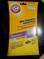Arm Hammer Vacuum Bag Hoover S Allergen Odor Eliminating Premium Pack 3
