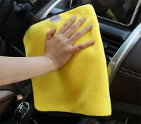 Car Wash Microfiber Towel Cleaning Drying Cloth Hemming Detailing Car Wash Towel