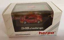 Herpa 035880 Ferrari 348 tb Bernd Hahne 1:87 Neu u. OVP
