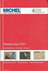 Michel Westeuro 2021