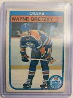 1982-83 O-Pee-Chee Base #106 Wayne Gretzky Edmonton Oilers SP Good Condition