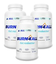 Natural Fettverbrennung / Fatburner | Burn4All 3x 100kaps | L-Carnitin  300kaps!