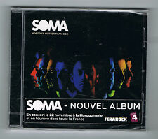 SOMA - NOBODY'S HOTTER THAN GOD - CD 11 TITRES - 2012 - NEUF NEW NEU