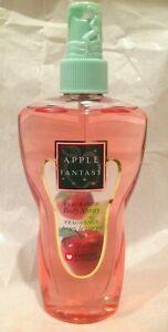 Body Fantasies Apple Fantasy by Parfums De Coeur 8oz Body Spray for Women A1 NEW