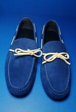 Cole Haan Men's Air Grant Slip On Loafers - Royal Blue -Size 9M Driving Moccasin