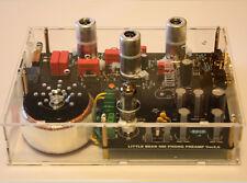 Little Bear V2.6 T10 Pro 6N2 Tube valve Phono Turntable RIAA Preamp preamplifier
