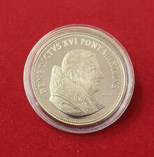 La Collection Vatican Médaille Benoît XVI 2005-2013