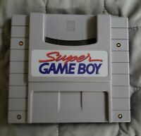 SNES Super Game Boy (Super Nintendo Entertainment System, 1994) clean tested
