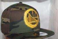 Golden State Warriors New Era NBA Spray Paint 9Fifty,Snapback,Hat,Cap   NEW