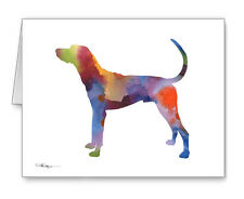 Plott Hound Note Cards With Envelopes