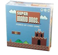 Usaopoly, Super Mario Bros. Power Up Card Game, New And Sealed