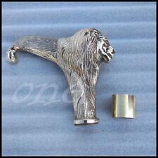New Victorian Vintage Brass Lion Designer Handle For Walking Wooden Stick Cane