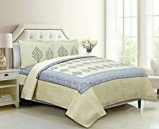 Cotton Bed Sheet Set Super Soft Double Brushed King Size with Pillow Cover