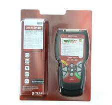 Craftsman Diagnostic Code Reader OBD2 LED Cable ABS/SRS Hot Keys 091655