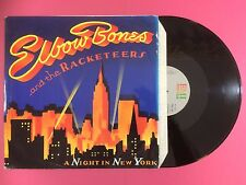 Elbow Bones And The Racketeers - A Night In New York, EMI America 12EA-165 Ex