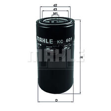 Mahle Spin On Fuel Filter - KC601 - Single