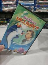 The Incredible Mr. Limpet (DVD,2009,Widescreen) Don Knotts 📀 THE MOVIE KINGDOM