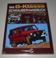 Reparaturanleitung Mercedes W 460 461 463 G-Klasse G-Modell Geländewagen NEU!