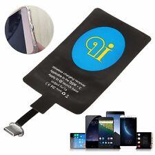 USB Tipo C Qi Inalámbrico Cargador Pad de Carga de módulo de receptor para teléfono móvil
