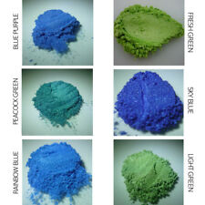 Tester Pack of 6 x 25g Pearlescent Pigments