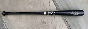 Gorgeous 2000 Bernie Williams New York Yankees Game Used Uncracked Rawlings Bat