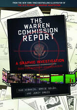 The Warren Commission Report: A Graphic Investig, Dan Mishkin, Excellent