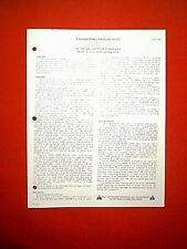 """POWER KING TRACTORS 1614 1618 2414 2418 48"""" SNOWBLOWER OWNER / PARTS MANUAL"""